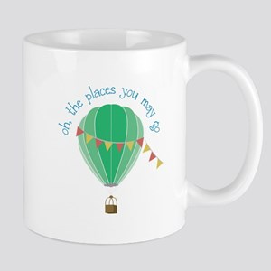 oh, the places you may go Mugs