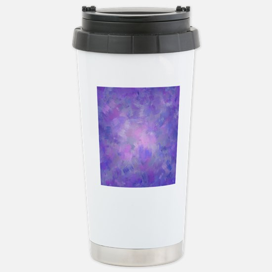 Pink, purple and lavend Stainless Steel Travel Mug