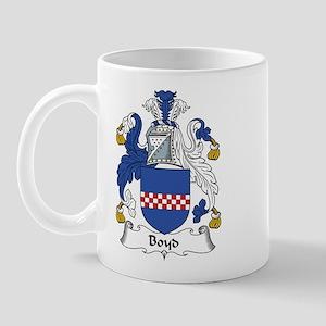 Boyd Mug