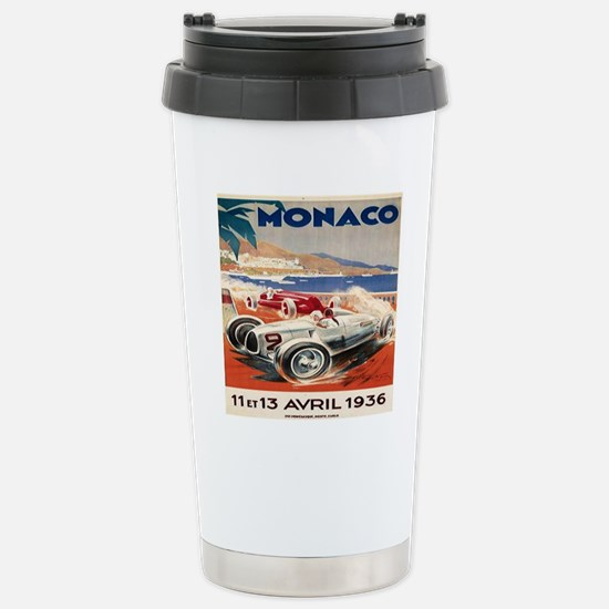 1936 Monte Carlo Grand  Stainless Steel Travel Mug