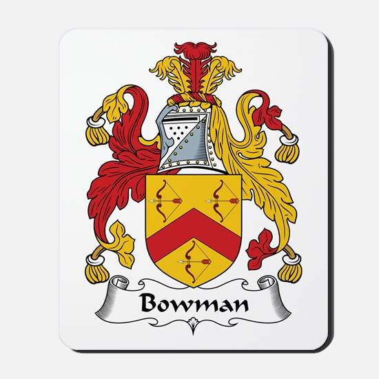 Bowman Mousepad