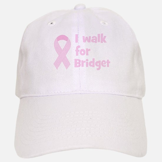 Walk for Bridget Baseball Baseball Cap