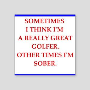 golfer Sticker