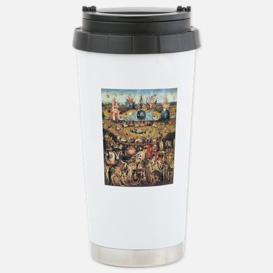 Garden of Earthly Delig Stainless Steel Travel Mug
