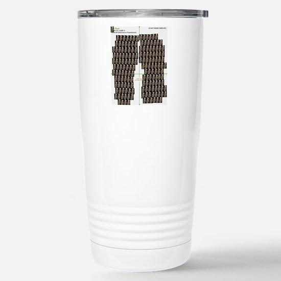 Tuba Flip Flop Stainless Steel Travel Mug