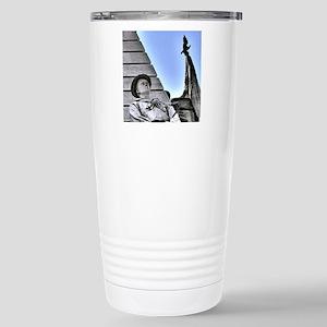 American Boy Stainless Steel Travel Mug