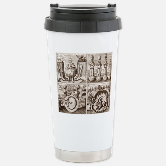 Emblems from Mylius' Ph Stainless Steel Travel Mug