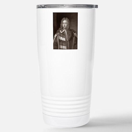 Viscount Bolingbroke, E Stainless Steel Travel Mug