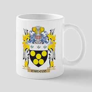 Cardozo Coat of Arms - Family Crest Mugs