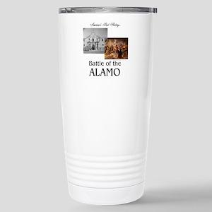 ABH Alamo 16 oz Stainless Steel Travel Mug