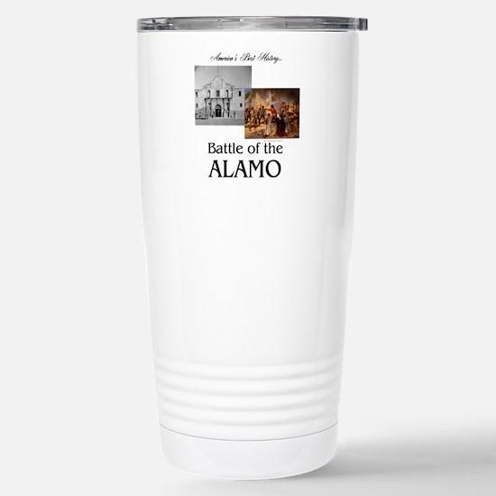 ABH Alamo Stainless Steel Travel Mug
