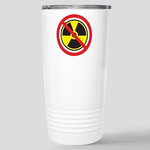 No Radiation Stainless Steel Travel Mug