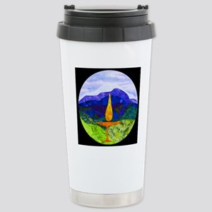 Mountains Chalice Cir Stainless Steel Travel Mug