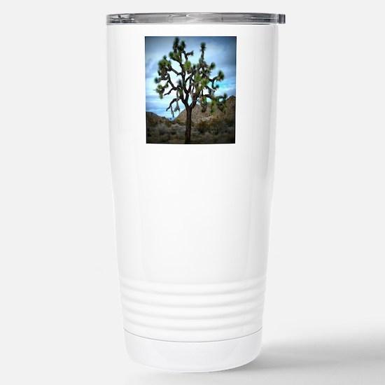 Joshua Tree Stainless Steel Travel Mug