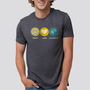 Peace Love Accordion T-Shirt