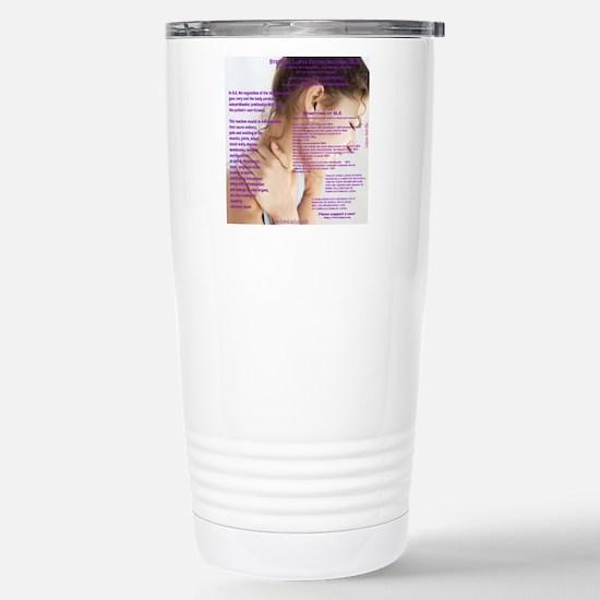 SLE Stainless Steel Travel Mug