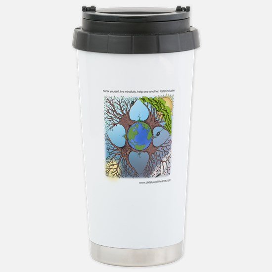 All Deluxe All the Time Stainless Steel Travel Mug