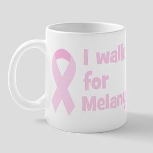 Walk for Melany Mug