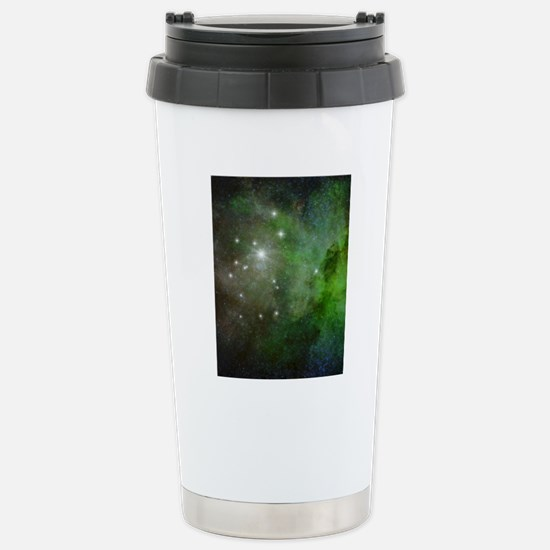 gs_puzzle Stainless Steel Travel Mug