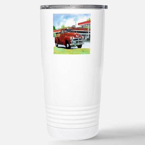 1954 Chevrolet Truck Stainless Steel Travel Mug