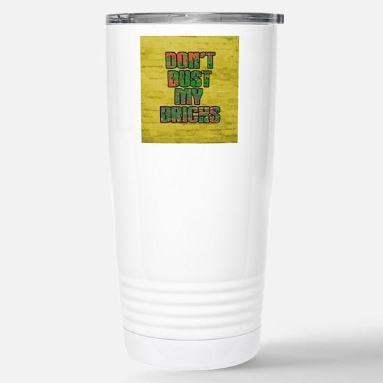 Mousepad-Gel Stainless Steel Travel Mug