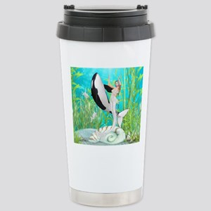 tm_Woven Blanket_1175_H Stainless Steel Travel Mug