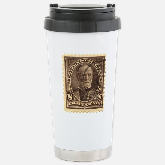 General William T Sherm Stainless Steel Travel Mug