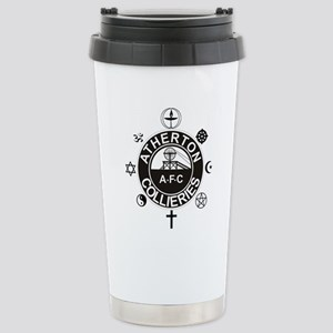 aplaincy logo Stainless Steel Travel Mug