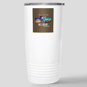 Big Bend Stainless Steel Travel Mug