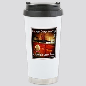 Food Watcher Stainless Steel Travel Mug