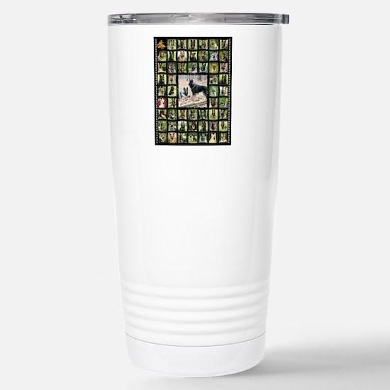 blanket-marla Stainless Steel Travel Mug