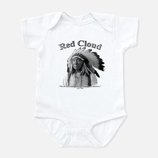 Red Cloud 02 Infant Bodysuit