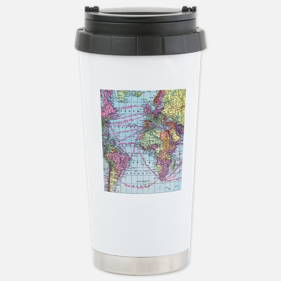 Vintage World travel ma Stainless Steel Travel Mug