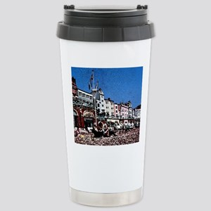 Brighton Beach Stainless Steel Travel Mug