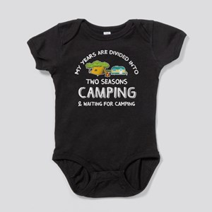 camping season tee shirts Body Suit