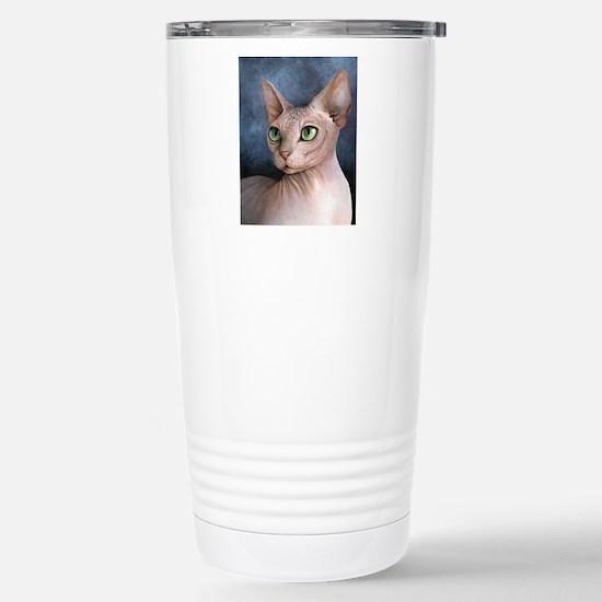 Cat 578 Stainless Steel Travel Mug
