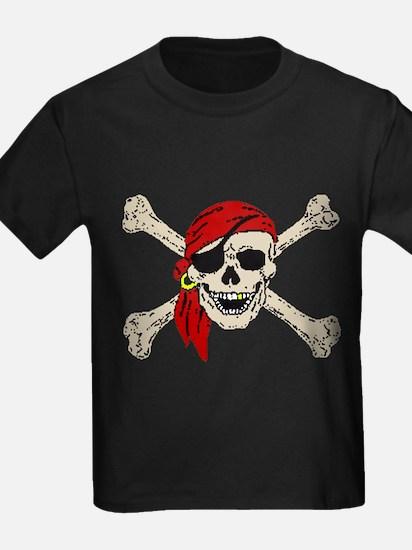 Pirate Skull T