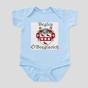 Begley in Irish/English Infant Bodysuit