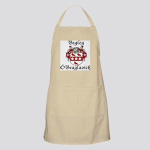 Begley in Irish/English Apron