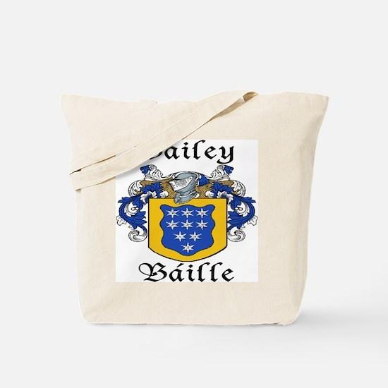 Bailey in Irish/English Tote Bag
