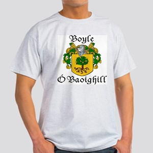 Boyle in Irish/English Light T-Shirt