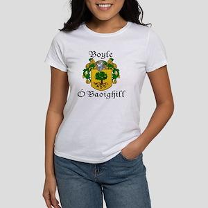 Boyle in Irish/English Women's T-Shirt