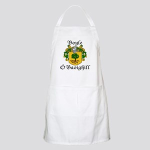 Boyle in Irish/English Apron