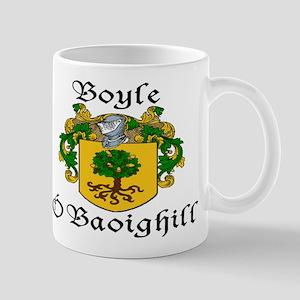 Boyle in Irish/English Mug