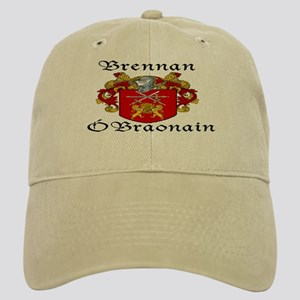 Brennan in Irish/English Cap