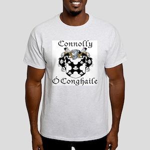 Connolly in Irish/English Light T-Shirt