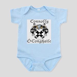 Connolly in Irish/English Infant Bodysuit