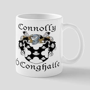 Connolly in Irish/English Mug