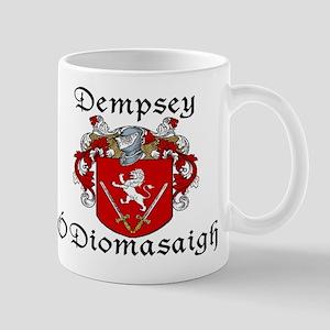Dempsey Irish/English Mug
