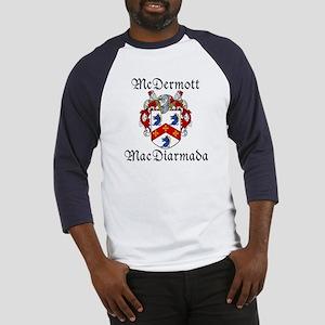 McDermott Irish/English Baseball Jersey